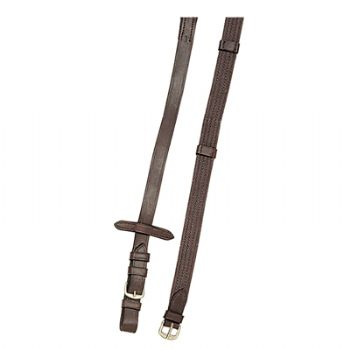 Continental leather/web reins